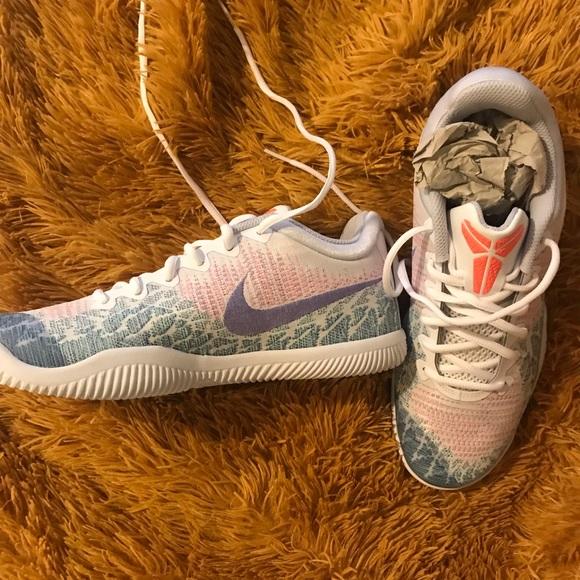 Nike Shoes   Kobe Mamba Rage Bright